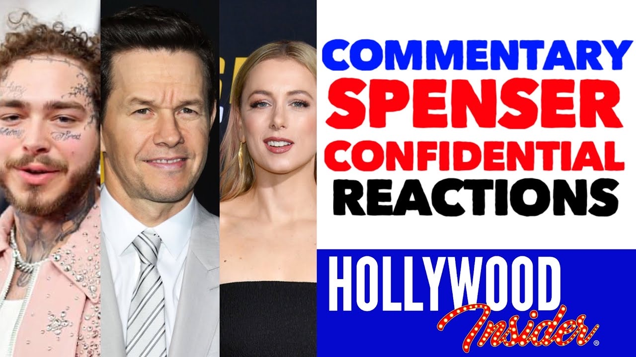 Hollywood Insider Video Series Spenser Confidential, Full Commentary, Reactions, Mark Wahlberg, Post Malone
