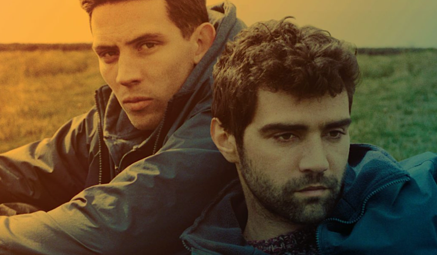 Hollywood Insider God's Own Country, Gay Love Story, Happily Ever After, LGBTQ, Josh O'Connor, Alex Secareanu, Johnny and Gheorghe, 2