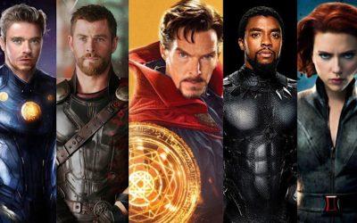 List of Marvel Studios Movies/TV Delayed – 'Black Widow', 'Eternals', Etc.