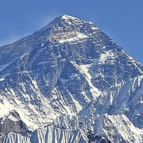 Please Sign Petition: Has Mount Everest Been Stolen? Google/Apple Must Rectify