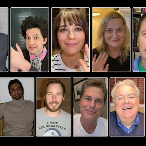 'Parks and Recreation' Reunion Raises $3 Million for Feeding America