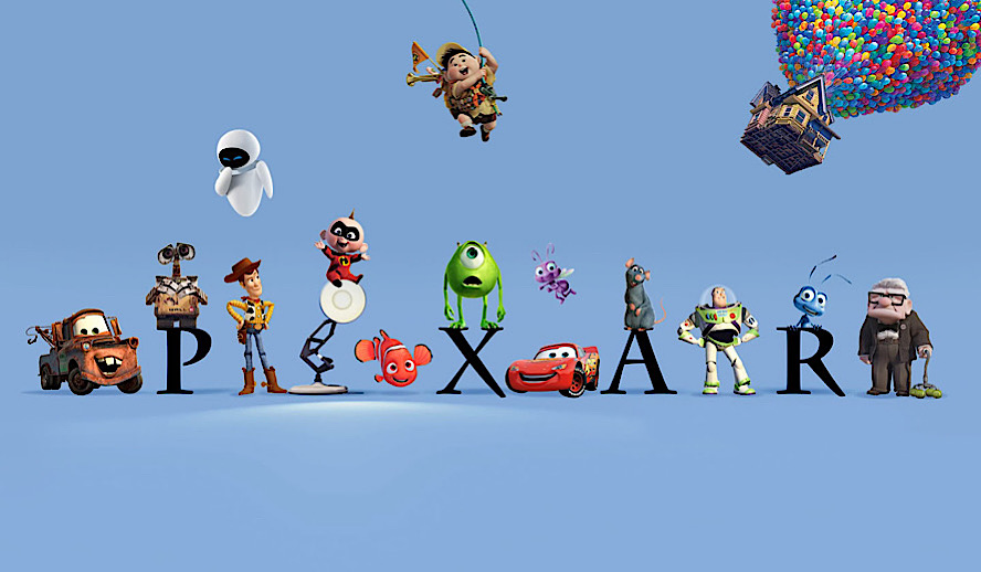Hollywood Insider Top Pixar Movies, Finding Nemo, Toy Story, Up