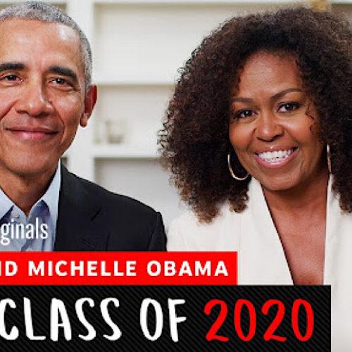 Analyzing Barack & Michelle Obama 2020 Commencement Speech