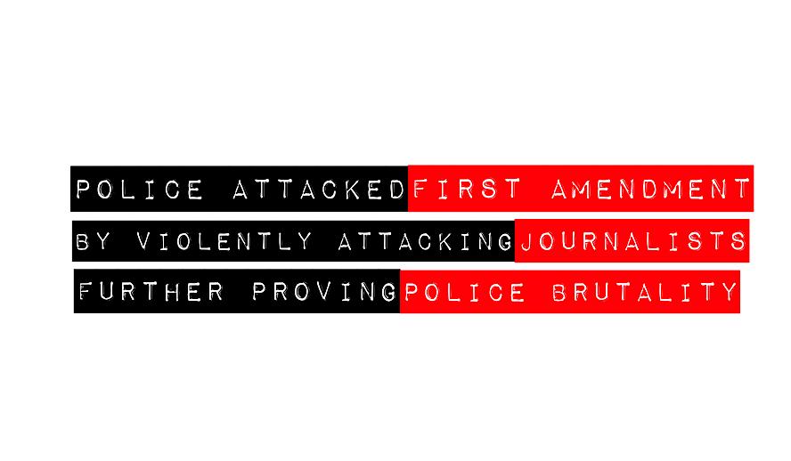 Hollywood Insider Black Lives Matter, Police Attacks on Journalists
