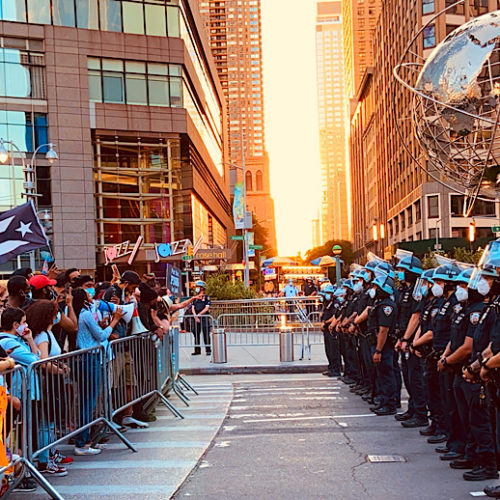 Black Lives Matter Demands Complete Police Reform to End Police Brutality