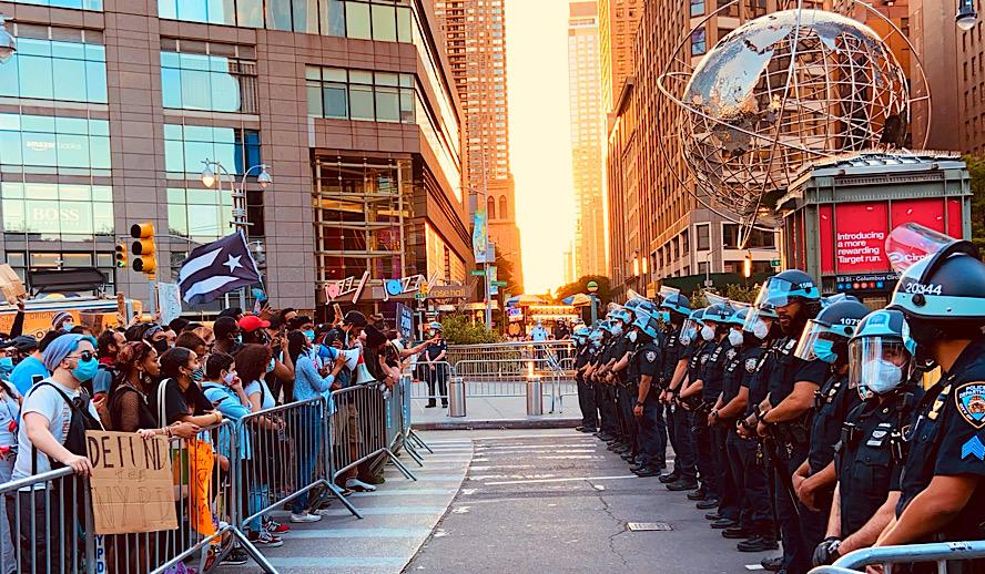 Hollywood Insider Black Lives Matter, Police Brutality, Police Reform, 8 Cant Wait