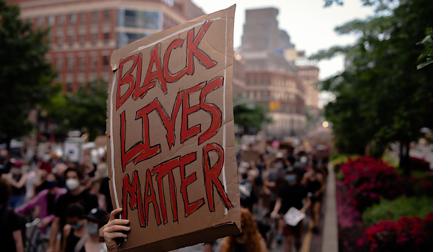 Hollywood Insider Supports Black Lives Matter, Systemic Racism Needs To Be Stopped