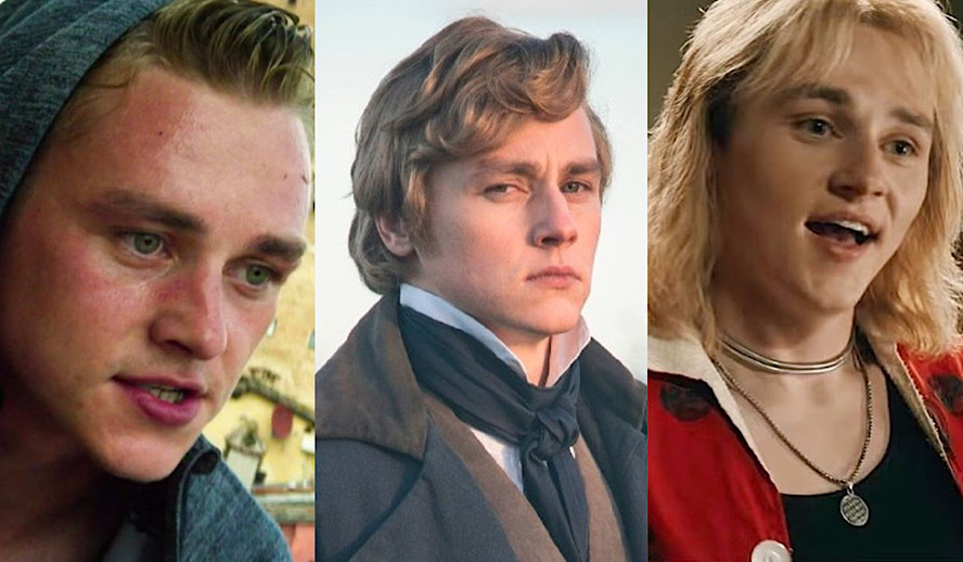 Hollywood Insider Top 3 Ben Hardy Movies and TV