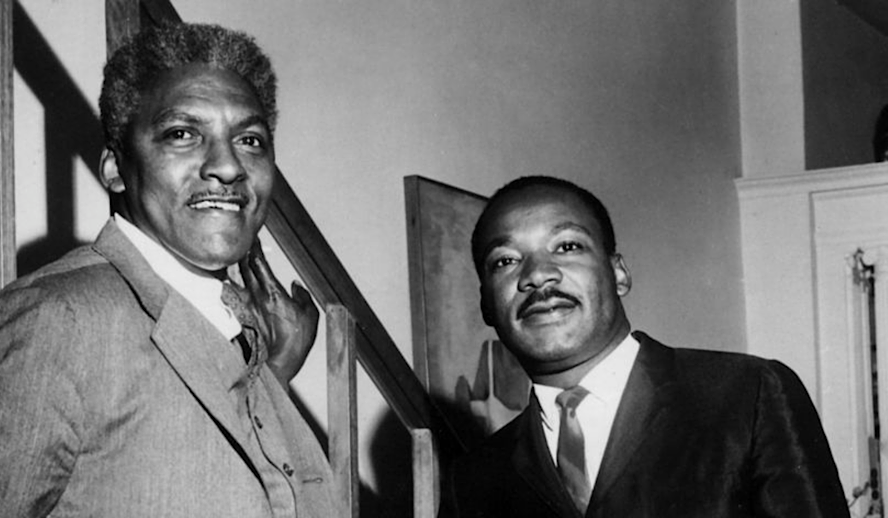 Hollywood Insider Unsung Heroes Series Bayard Rustin, LGBTQ Gay Leader Black Lives Matter, Pride Month