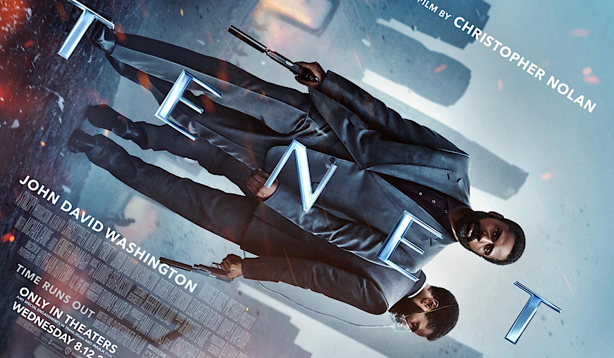 Hollywood Insider Christopher Nolan's Tenet Summer 2020 Blockbuster