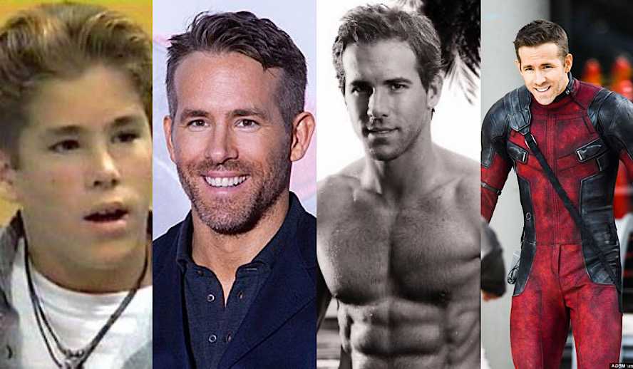 Hollywood Insider Ryan Reynolds Facts, Deadpool Marvel