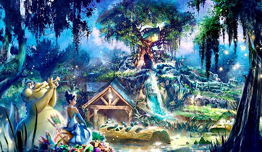 Hollywood Insider Splash Mountain, Racist, Disneyland, Black Lives Matter, Princess and the Frog