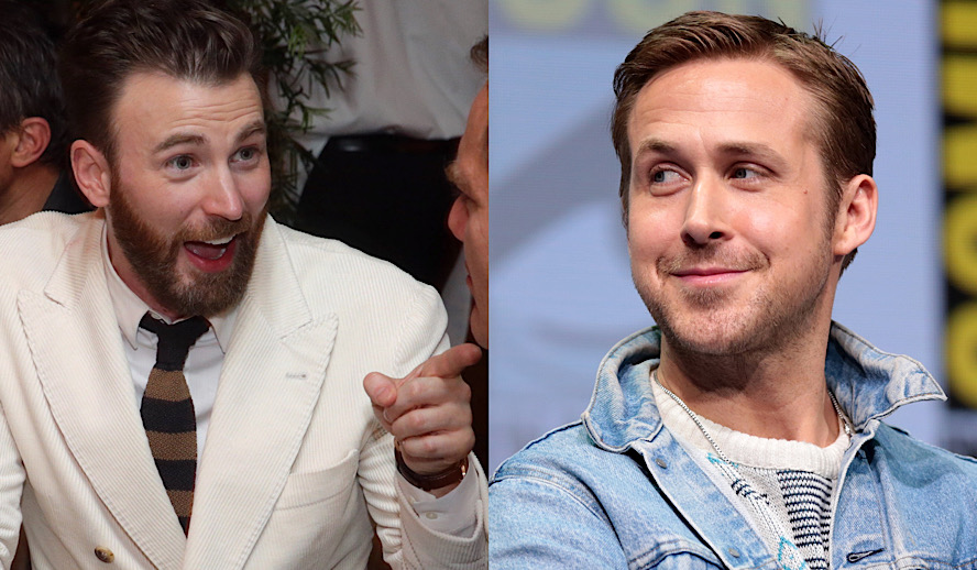 Hollywood Insider The Gray Man, Netflix Biggest Budget, Russo Brothers, Ryan Gosling, Chris Evans