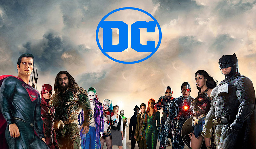 Hollywood Insider DC Films Upcoming Projects, DC Extended Universe