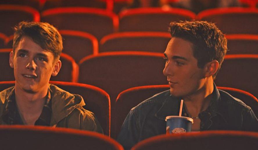 Hollywood Insider I Am Jonas Movie, LGBTQ Films, French Films, Gay Romance