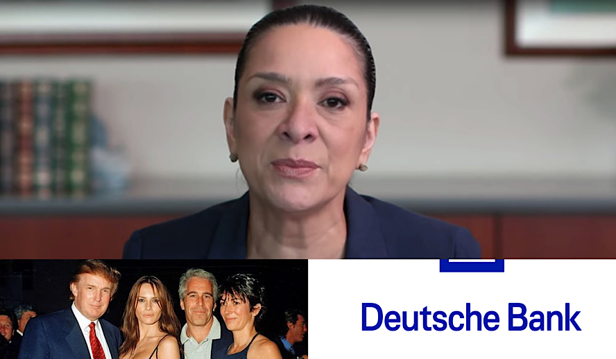 Hollywood Insider Judge Esther Salas, Jeffrey Epstein, Ghislaine Maxwell, Deutsche Bank