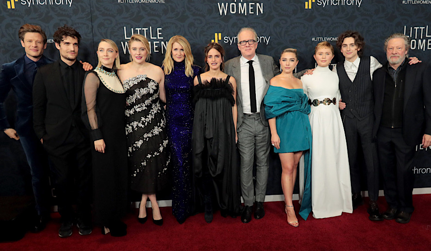 Hollywood Insider, Lack of Female Representation in Film, TV, Little Women