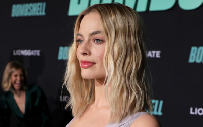 Margot Robbie's Pirates of the Caribbean with All-Female Pirates