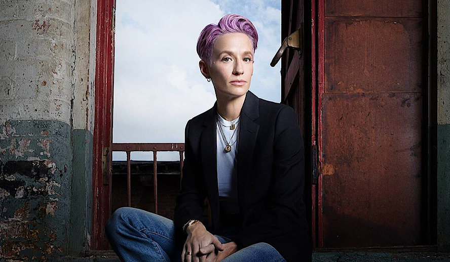 'Seeing America': HBO Special Features Soccer Star and Fearless Activist Megan Rapinoe