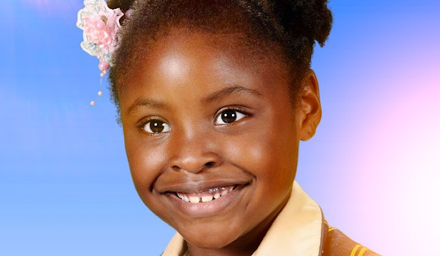 Hollywood Insider Michelle Nkamankeng, Africa's Youngest Author, 11 Years Old