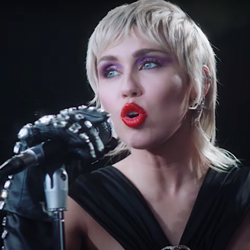 With 'Midnight Sky', Miley Cyrus Proclaims Her Greatest Love Affair, this Time with Herself