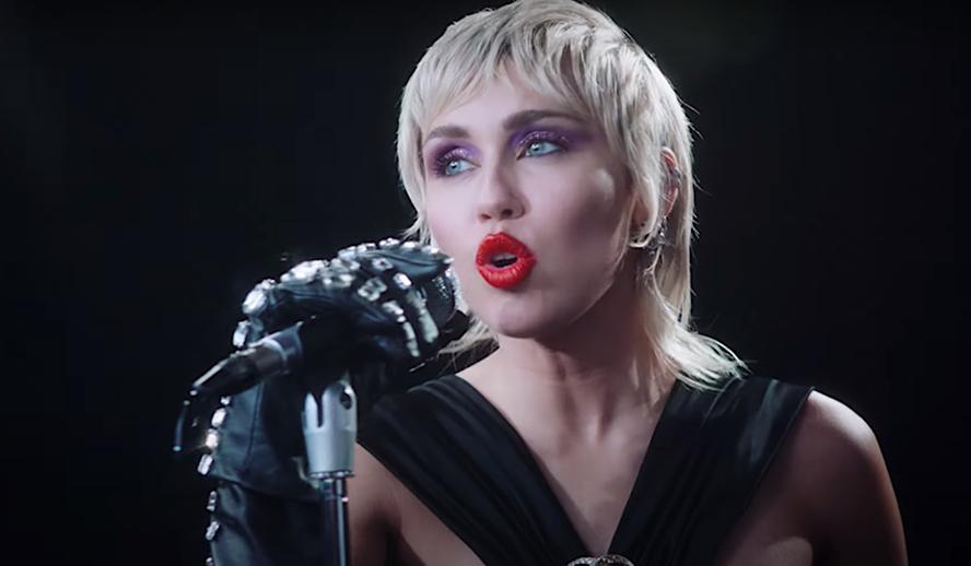 Hollywood Insider Miley Cyrus Midnight Sky