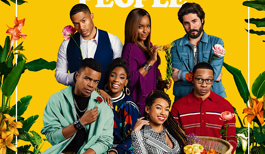 Hollywood Insider, Netflix Series Dear White People,
