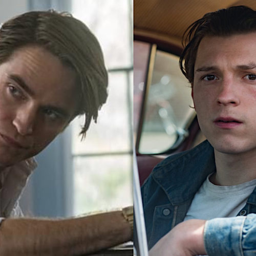 Netflix's 'The Devil All The Time': Tom Holland & Robert Pattinson + Sebastian Stan