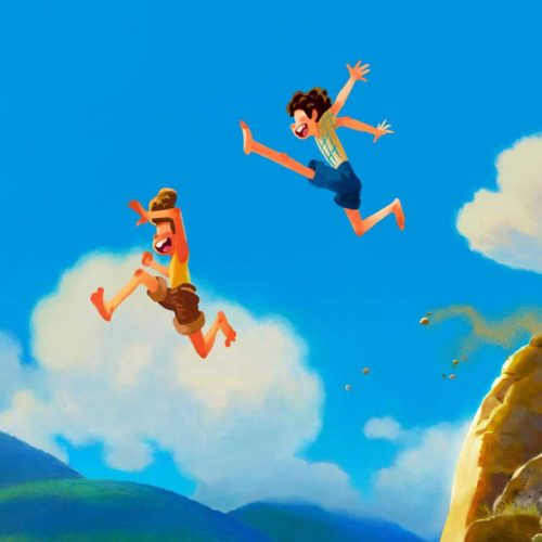 'Luca' - Pixar Announces New Original Film on Friendship + Italian Riviera