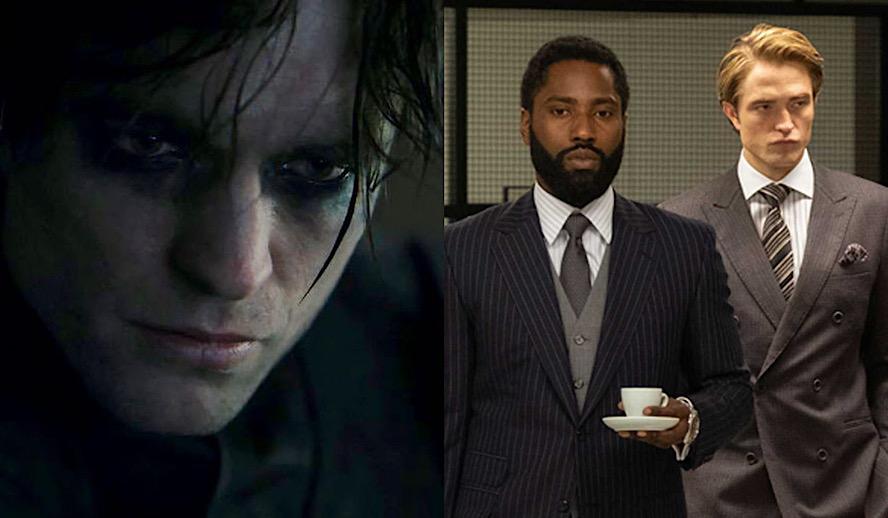 Hollywood Insider Tenet and The Batman Trailer Analysis, Robert Pattinson, John David Washington, Christopher Nolan
