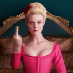 Review: Elle Fanning's 'The Great' Inspired by Female Leader on Hulu is The No. 1 Show