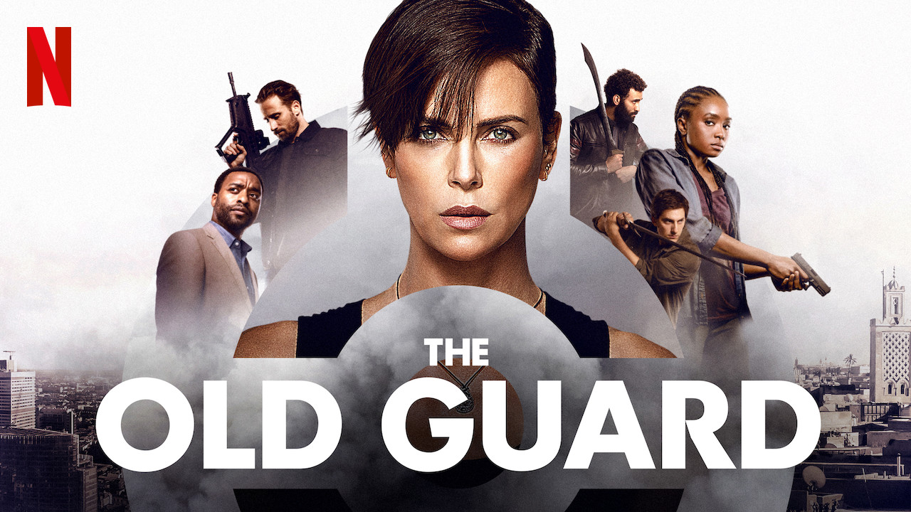 Hollywood Insider The Old Guard, Charlize Theron, Lgbtq, Gay Couple Love Story, Matthias Schoenaerts