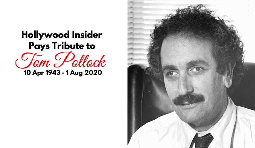 Hollywood Insider Tom Pollock Tribute, George Lucas, Spike Lee Respect