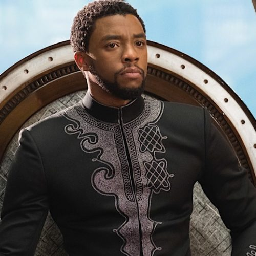 A Reflection on Chadwick Boseman's 'Black Panther', a Gift to the World and Its Children