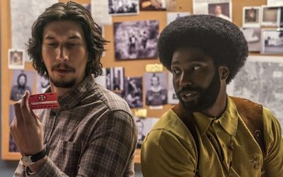 Spike Lee's 'Blackkklansman': A Wild Ride Into the History of Race-Relations in the United States