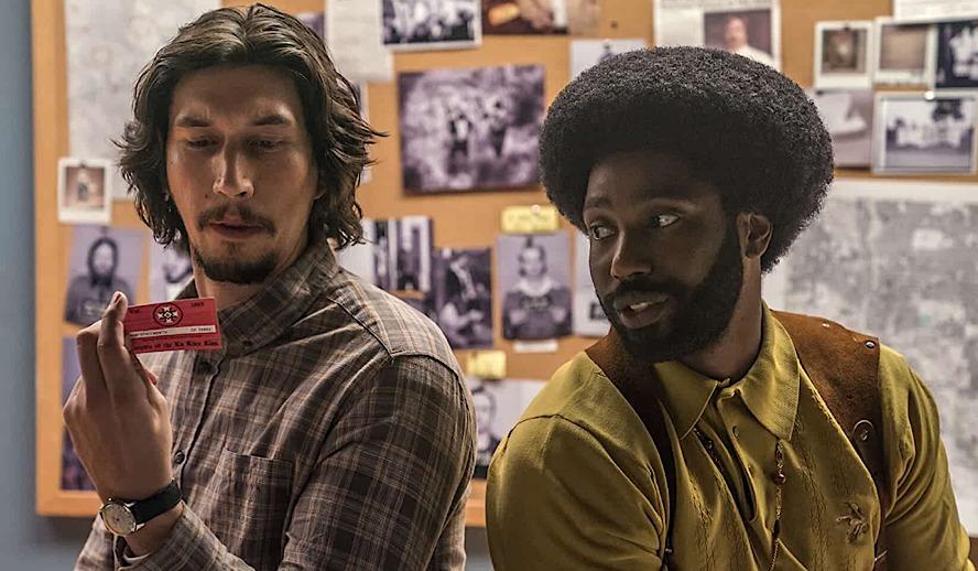 Hollywood Insider Blackkklansman Review, Spike Lee, John David Washington, Adam Driver, Black Lives Matter