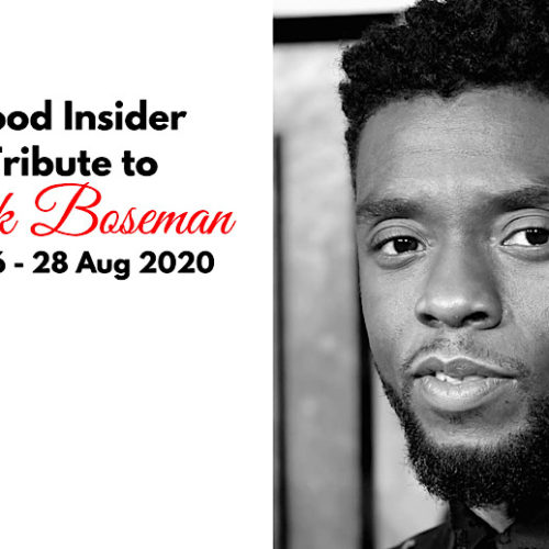 A Tribute: The Inspiring Life of Chadwick Boseman, Passing the Torch