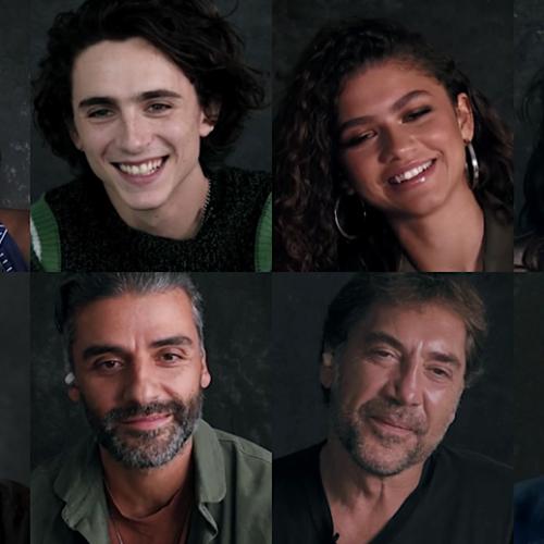 'Dune': Reactions from Timothée Chalamet, Denis Villeneuve, Zendaya, Jason Momoa & Co-Stars