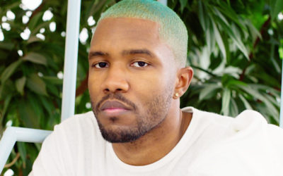 Dear Frank Ocean, I Owe You, From A Big Fan