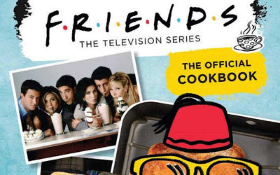 'Friends The Official Cookbook' with Hit Recipes from the Show – Could We BE More Excited?