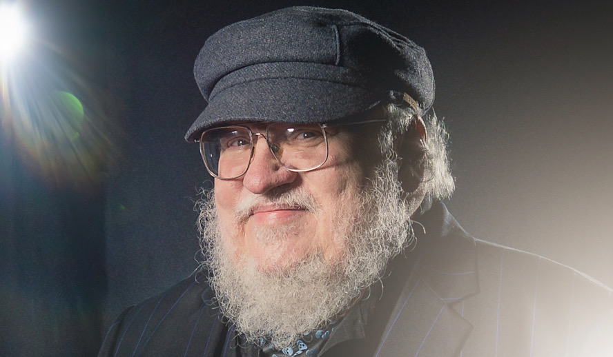 Hollywood Insider George R. R. Martin Biography, Game of Thrones, HBO