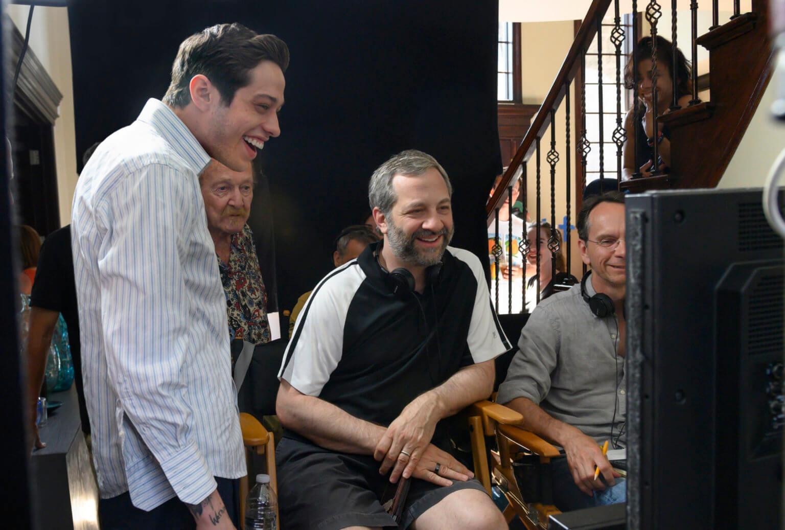 Hollywood Insider Judd Apatow Movies
