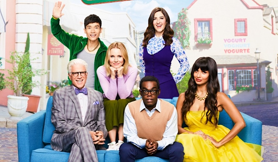 Hollywood Insider Light-Hearted Shows on Netflix, The Good Place