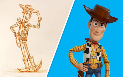 Pixar Drawing Tutorials: The Animation Studio Uses YouTube to Tackle Self-Isolation