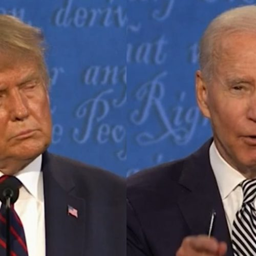 First Presidential Debates 2020: Joe Biden VS Donald Trump VS Debates Vs Domestic Terrorism