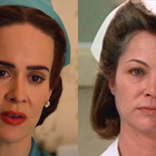 "'Ratched': Origin Story of Jack Nicholson's Nurse From ""One Flew Over the Cuckoo's Nest"""