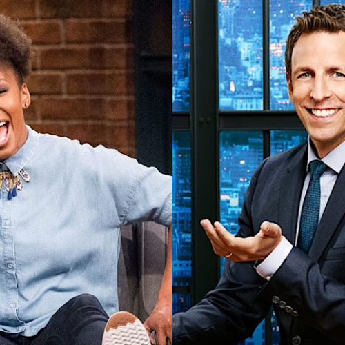 Police Brutality Continues: Seth Meyers Provides Platform, Amber Ruffin Recounts Her Experience