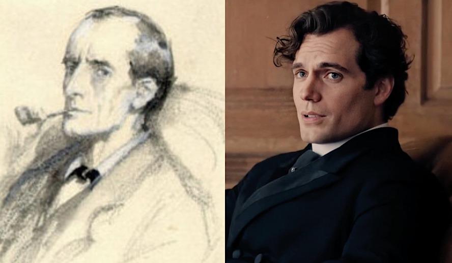 Hollywood Insider Sherlock Holmes, Enola Holmes, Henry Cavill, Sidney Paget, Conan Doyle, Netflix