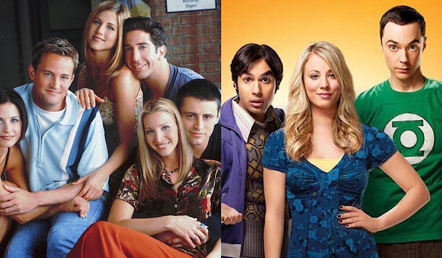 Hollywood Insider Stop Laugh Tracks, Sitcoms, Friends, Big Bang Theory