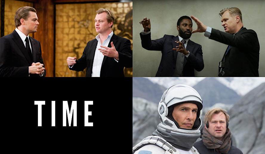 Hollywood Insider Tribute to Christopher Nolan, Tenet, Interstellar, Inception